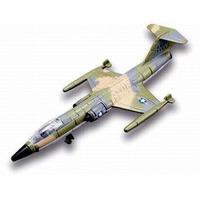 F-104 Starfighter 2009 Maisto Tailwinds Avião Militar