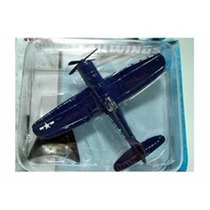 Miniatura De Avião Chance Vought F4u 1d Tailwinds Maisto