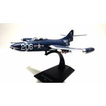 Aviões De Combate Grumman F9 F2 Panther Usa