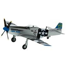 Avião P-51d 3fs 3fg 5af 1:72 Easy Model Dn-37291