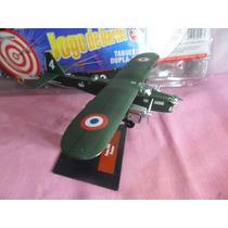 Avião Segunda Guerra Estático Potez 540 Montado-frança Metal