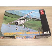 Plastimodelismo Nieuport 17 Hobby Craft. 1/32 .