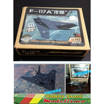 Miniatura Avião Caça F-117 A Escala 1:165