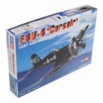 Modelo Plane - Hobbyboss F4u-4 Corsair 1:72 Kit De Plástico