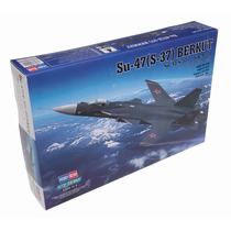 Modelo Plane - Su-47 (s-37) Berkut 1:72 Hobbyboss Plástico