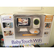 Baba Eletrônica Summer Baby Touch Wifi