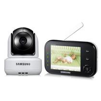 Baba Eletrônica Samsung Sew-3037w - Com Visao Notura Zoom