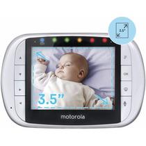 Babá Eletrônica Motorola Mbp-36s Bi-volt Branco