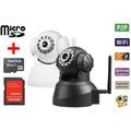 Câmera Ip Use Como Baba Eletrônica Monitore Seu Filho + 32gb