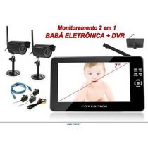 Baba Eletrônica Baba Eletrônica Monitore Através +1 Camera !