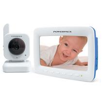 Baba Eletronica Camera Sem Fio 2.4g Visão Noturna + Mic Bebe