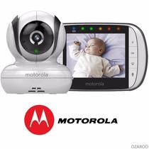 Babá Eletrônica Motorola Mbp36 Tela De 3.5 Frete Gratis