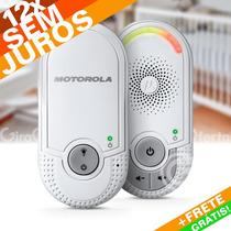 Babá Eletrônica Sem Fio Plug And Play Motorola Luz Noturna