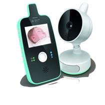 Babá Eletrônica Digital Câmera E Luz Norturna Philips Avent