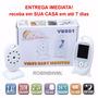 Babá Eletrônica Bebê Monitor Audio Video Visão Noturna S/fio