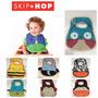Babador Skip Hop Zoo Baby Impermeavel Original