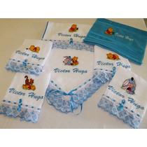 Kit Maternidade Enxoval Chá Bebê Personalizado Presente