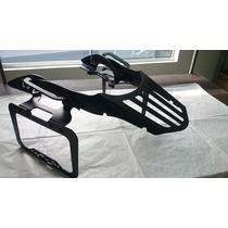 Bagageiro Nc 750 Com Engate Rapido E Afastador De Alforges