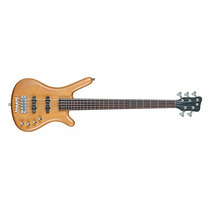 Baixo Warwick Rock Bass Corvette 5c Honey - Novo , Nota .