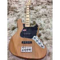 Baixo Fender Deluxe 4 Cordas - Ativo - Novo