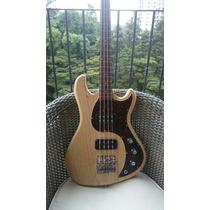 Baixo Gibson Eb-4 Natural Usa + Hardcase. Novo!!!