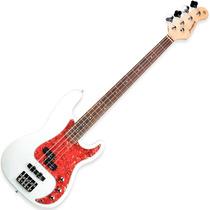 Contra Baixo Strinberg Cab16 Precision Bass Passivo Branco