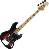 Baixo Jazz Bass 4 Cordas Sx Vintage Sjb75c Tortoise 3ts