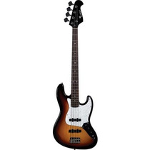 Contrabaixo Eagle Sjb005 Jazz Bass 4 Cordas-sunburst
