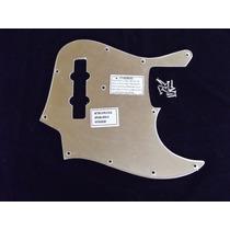 Escudo Jazz Bass Mexico Fender Dourado (gold)