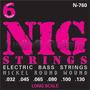 Cordas Nig P/ Baixo 6 Cordas N760 - .032 - .130