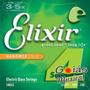 Encordoamento Elixir Contra Baixo 4 Cordas 045 O F E R T A