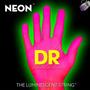 Cordas Dr Neon Rosa 0.45/105 Contrabaixo 4 Cordas