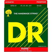 Cordas Dr Rare Baixo Acústico 5 Cordas 0.45/125 Rpb5-45