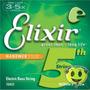 Encordoamento Elixir Contra Baixo 5 Cordas 045 O F E R T A