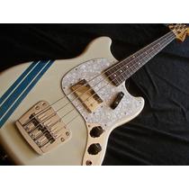 Baixo Fender Mustang Pawn Shop! Novo!