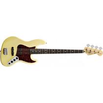 Baixo Fender Deluxe Active Jazz Bass 341 - Vintage White
