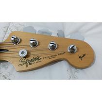 Contra Baixo Fender Squier 1998 - Único Dono Aceito Proposta