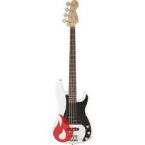 Baixo Squier Affinity Precision Pj Bass Owt 4 Cordas . Loja