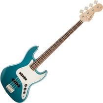 Contra Baixo Fender Jazz Bass Squier Affinity Lake Blue Azul