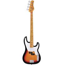 Baixo Tagima Woodstock Modelo Fender Esquire Precision Tw66