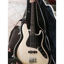 Baixo Fender American Jazz Bass - Branco