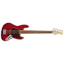 Contrabaixo Dlx Activ Jb V Red Fender 013-6860-309 Liquida