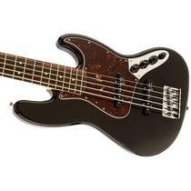 Contrabaixo Dlx Active Jb V Bk Fender 013-6860-306 Liquida