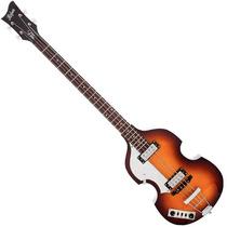 Contra Baixo Paul Mccartney Canhoto Hofner Viola Violin Bass