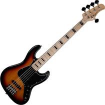 Contrabaixo Jazz Bass Tagima Tjb5 Sunburst 5 Cordas Passivo