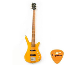 Baixo Warwick Corvette Basic 5 Cordas Natural Loja Shopmusic