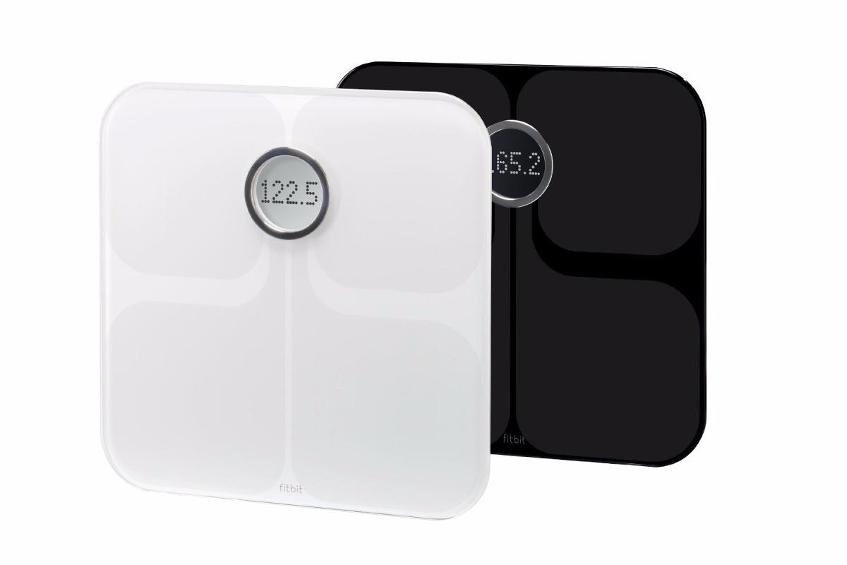 Balança Bioimpedância Fitbit Aria P/ Tanita Massa Gordura R$ 999  #19161A 1200x800 Balança De Banheiro Tanita