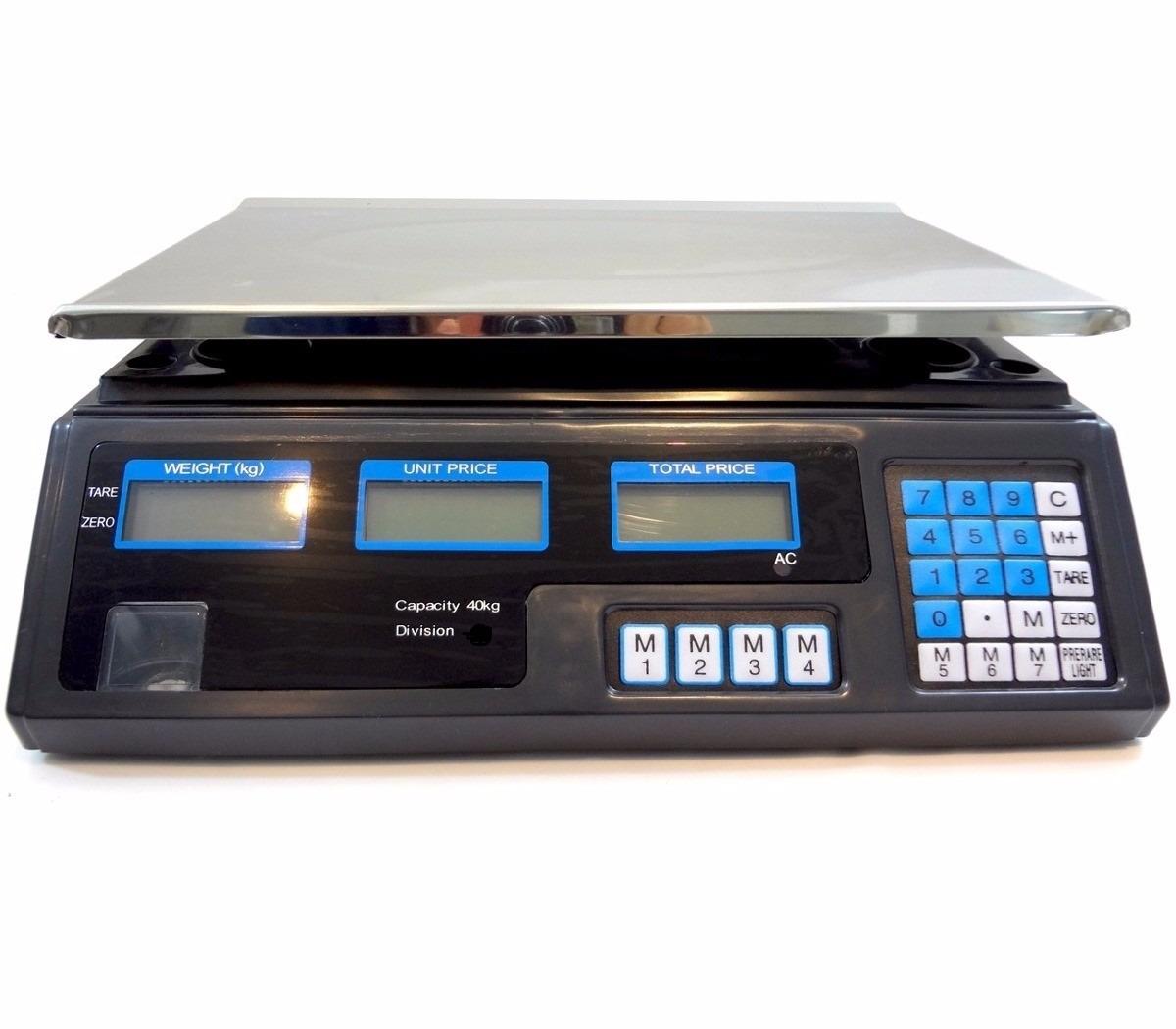 Balança Eletrônica Digital 40kg 30kg Alta Precisão Completa R$  #196DB2 1200x1050 Balança Digital Banheiro Frete Grátis