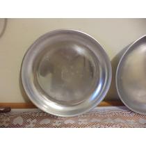 Prato P/ Balanças Em Aluminio A Partir De 85,00 O Par