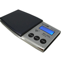 Mini Balanca Digital 1ª Linha Alta Precisão 0.1 Gr - 500 Gr